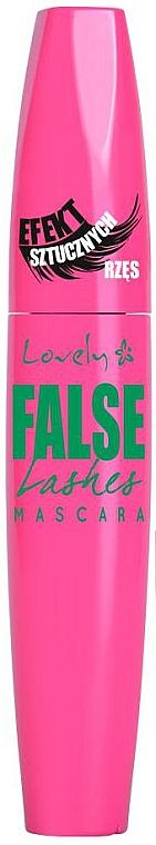 Máscara de pestañas volumen & longitud - Lovely False Lashes Mascara