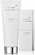 Perfumería y cosmética Pasta dental blanqueadora - Swiss Smile Snow White Toothpaste
