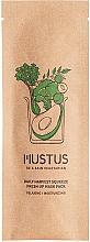 Perfumería y cosmética Mascarilla facial de tela - Mustus Daily Harvest Squeeze Fresh Up Mask