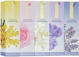 Perfumería y cosmética Charrier Parfums Parfums De Provence - Set (eau de toilette/30ml + eau de toilette/30ml + eau de toilette/30ml + eau de toilette/30ml + eau de toilette/30ml)