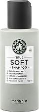 Perfumería y cosmética Champú hidratante con aceite de argán - Maria Nila True Soft Shampoo