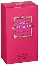 Perfumería y cosmética Cartier Baiser Fou - Eau de parfum