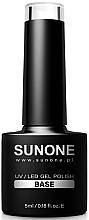 Perfumería y cosmética Base para esmalte en gel UV/LED - Sanone Gel Polish Base