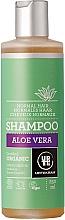 Perfumería y cosmética Champú de origen natural con extracto de aloe vera - Urtekram Aloe Vera Shampoo Normal Hair