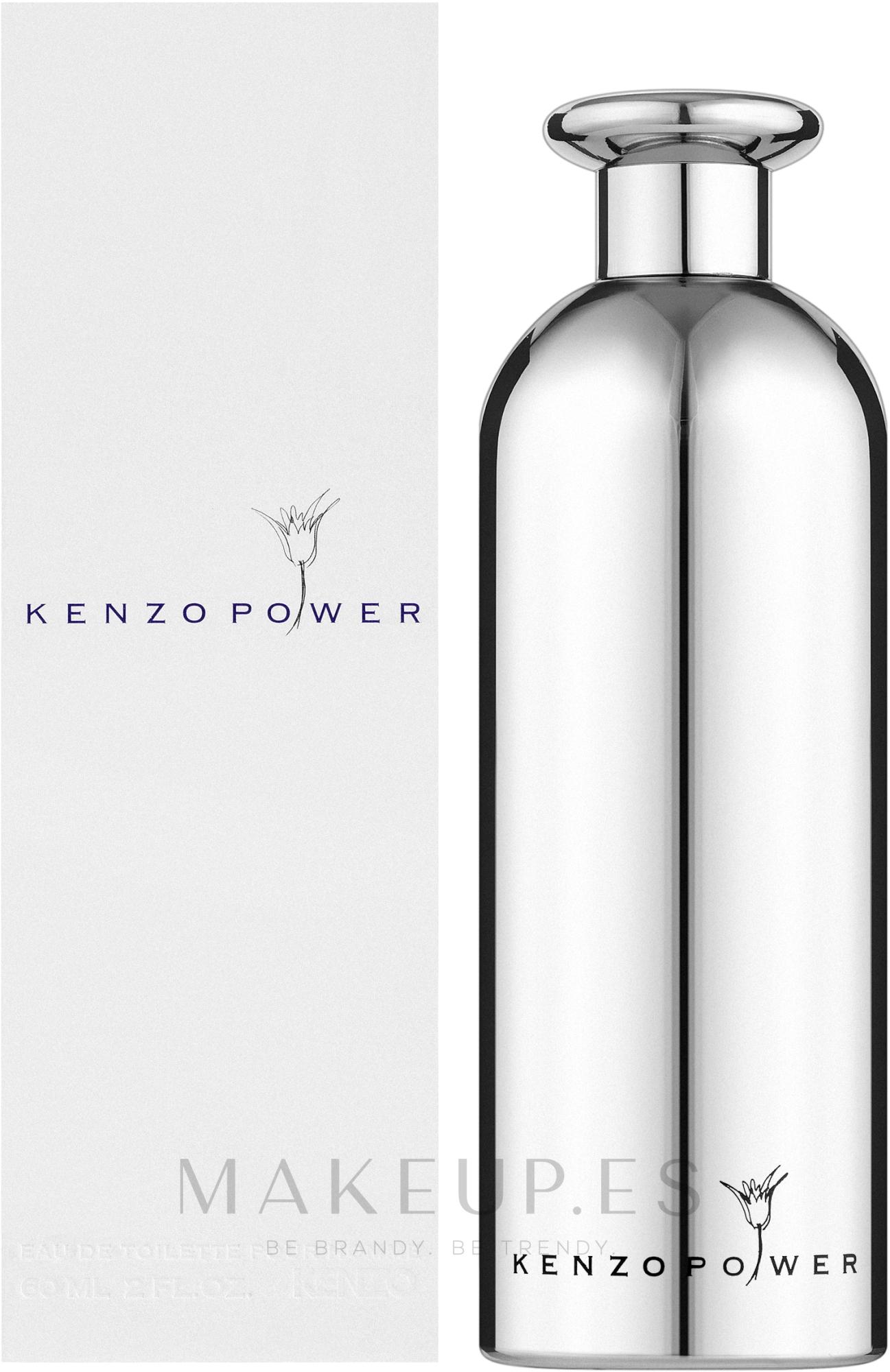 Kenzo Kenzo Power - Eau de toilette — imagen 60 ml