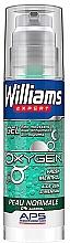 Perfumería y cosmética Gel de afeitar sin alcohol - William Expert Oxygen Shaving Gel 0% Alcohol