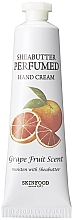Perfumería y cosmética Crema de manos natural, aroma a pomelo - Skinfood Shea Butter Perfumed Hand Cream Grapefruit Scent