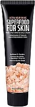 Perfumería y cosmética Crema de manos y uñas con sal rosa - Superfood For Skin Pink Salt Hand & Nail Cream