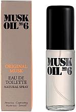 Perfumería y cosmética Eau de toilette - Gosh Muck Oil No6