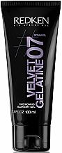 Perfumería y cosmética Gel capilar voluminizador de secado - Redken Cushioning Blow-Dry Gel 07 Velvet Gelatine
