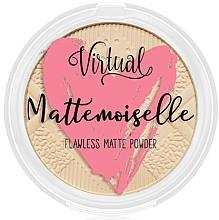 Perfumería y cosmética Polvo facial matificante - Virtual Mattemoiselle Flawless Matte Powder