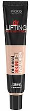 Perfumería y cosmética Base de maquillaje mineral e hidratante de larga duración con efecto lifting - Ingrid Cosmetics Dr Lifting Mineral Skin Lift Hyaluron
