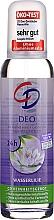 Perfumería y cosmética Desodorante antitranspirante spray con lirio del valle - CD Deo
