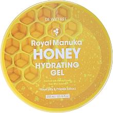 Perfumería y cosmética Gel hidratante para rostro, cabello y cuerpo con jalea real y miel de maluca - Dewytree Royal Manuka Honey Hydrating Gel
