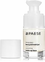 Perfumería y cosmética Prebase de maquillaje correctora - Paese Correcting Make-Up Base