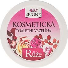 Perfumería y cosmética Vaselina con aceite de rosa - Bione Cosmetics Cosmetic Vaseline With Rose Oil