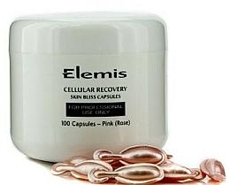 Perfumería y cosmética Cápsulas faciales para la recuperación celular con rosas - Elemis Cellular Recovery Skin Bliss Rose