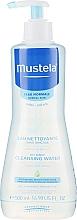 Perfumería y cosmética Agua limpiadora para bebés con aguacate, sin aclarado - Mustela Cleansing Water