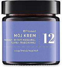 Perfumería y cosmética Crema con extracto de hierbas - Fitomed Herbal Cream Nr12