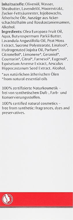 Aceite corporal calmante con lavanda - Dr. Hauschka Moor Lavender Calming Body Oil — imagen N3