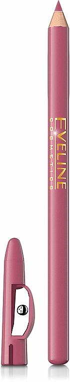 Lápiz labial con sacapuntas - Eveline Cosmetics Max Intense Colour