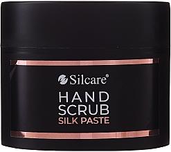 Perfumería y cosmética Exfoliante de manos con manteca de karité y pantenol - Silcare Hand Scrub Silk Paste