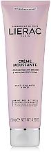 Perfumería y cosmética Crema mousse desmaquillante con ácido hialurónico - Lierac Double Nettoyant Creme Moussante