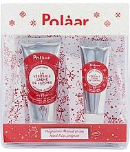 Perfumería y cosmética Set - Polaar Set (mini/crema de manos/25ml+bálsamo labial/10ml)