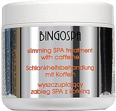 Perfumería y cosmética Tratamiento corporal con cafeína y aceite de naranja - BingoSpa