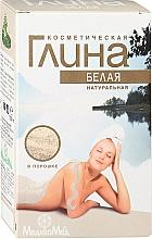 Perfumería y cosmética Arcilla blanca natural en polvo - MedikoMed