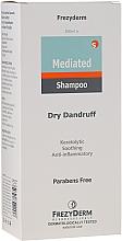 Perfumería y cosmética Champú anticaspa con extracto de miel de manuka y ácido salicílico - Frezyderm Mediated Dry Dandruff Shampoo