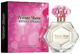 Perfumería y cosmética Britney Spears Private Show - Eau de Parfum