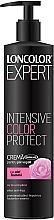 Perfumería y cosmética Crema para cabello antiencrespamiento con aceite de Tsubaki - Loncolor Expert Intensive Color Protect