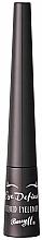 Perfumería y cosmética Delineador de ojos - Barry M Waterproof Eye Define Liquid Eyeliner