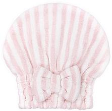 Perfumería y cosmética Gorro cosmético de microfibra, rosa - Trust My Sister Microfiber Pair Cap Pink