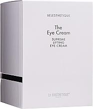 Perfumería y cosmética Crema reafirmante para contorno de ojos con extracto de romero - La Biosthetique Belesthetique The Eye Cream