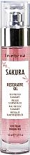 Perfumería y cosmética Aceite para cabello regenerador con extracto de flor de cerezo, 100% vegano - Inebrya Sakura Restorative Oil