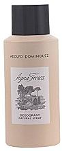 Perfumería y cosmética Adolfo Dominguez Agua Fresca - Desodorante perfumado