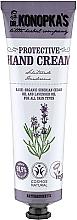 Perfumería y cosmética Crema protectora de manos con aceites de lavanda y cedro - Dr. Konopka's Protective Hand Cream