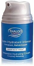 Perfumería y cosmética Crema facial de hidratación intensa con extracto de algas - Thalgo Intense Hydratant Cream