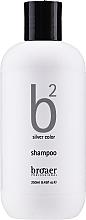 Perfumería y cosmética Champú con pigmentos - Broaer B2 Silver Color Shampoo