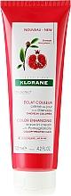 Perfumería y cosmética Crema capilar con granada, sin aclarado - Klorane Color Enhancing Leave-In Cream With Pomegranate