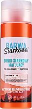 Perfumería y cosmética Tónico antibacteriano con azufre - Barwa Anti-Acne Sulfuric Tonik