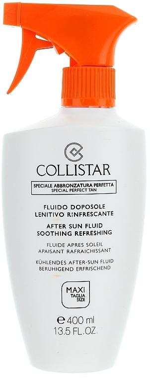 Fluido calmante aftersun con extracto de aloe vera - Collistar After Sun Fluid Soothing Refreshing — imagen N2
