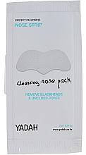 Perfumería y cosmética Tiras limpiadoras de poros con extracto de hamamelis y arcilla blanca - Yadah Cleansing Nose Pack