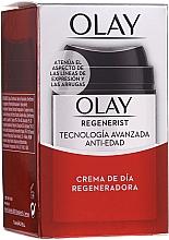Perfumería y cosmética Crema regeneradora de día con extracto de camelia - Olay Regenerist Day Cream