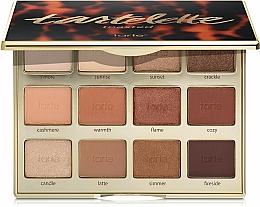 Perfumería y cosmética Paleta de sombras de ojos - Tarte Cosmetics Tartelette Toasted Eyeshadow Palette