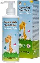 Perfumería y cosmética Talco líquido orgánico para bebés con extracto de caléndula - Azeta Bio Organic Baby Liquid Talcum