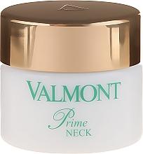 Crema para cuello reafirmante con triple ADN, liposomas y péptidos - Valmont Energy Prime Neck — imagen N2