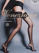 Perfumería y cosmética Medias Ar Beautiful, 20 Den, blanco - Veneziana